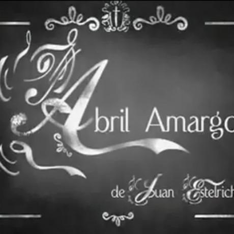 Abril Amargo de Rafael Amargo