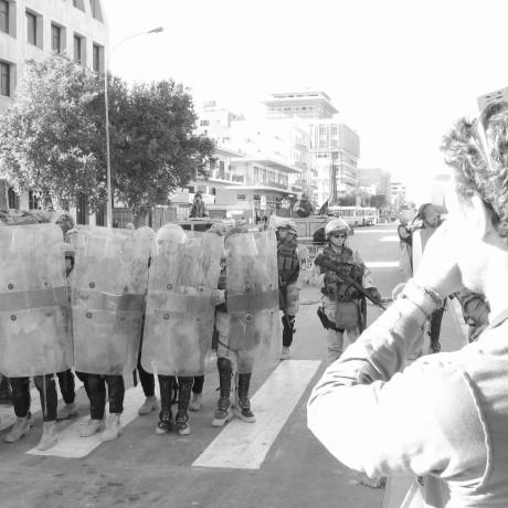 Guerra de Iraq, calles de Bagdag Mayo 2003